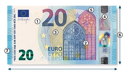 detection billets 20euros